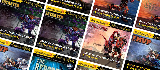 Sale on full-cast audio dramas of the GFL series