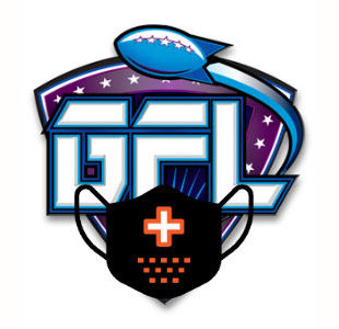GFL Logo with mask
